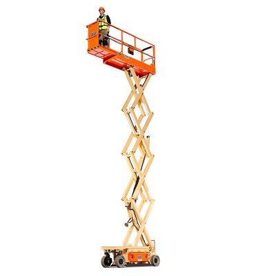 Škarjaste dvižne ploščadi
